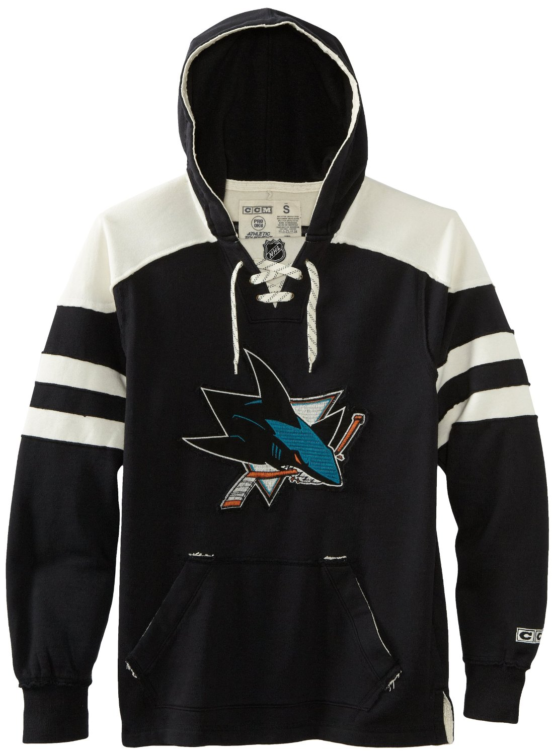 San jose sharks hoodies